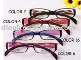 Free shipping New fashion TR90 optical frame full rim eyewear frame,TR90 glasses frame 6301 good quality low price