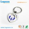 Canada fashion new style promotional souvenir custom metal keychains
