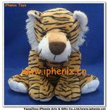 Plush Toys Stuffed Toys Cute wild animals Sitting tiger