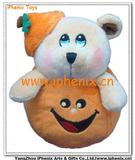 Halloween Soft Toy Pumpkin Bear