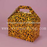 delicate food grade quality environmental paper cupcake box