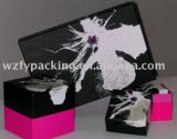 2011 hot selling crystal diamond gift box packaging