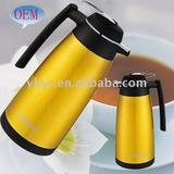 1.3L HOT S/S tea pot set