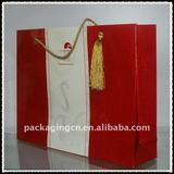 Paper Grocery bags with handle, paper carrier bag, gift bag