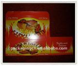 rectangle chicken box, fast food box