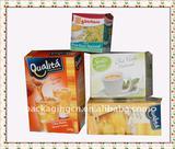 Herboflora Tea Box,paper tea bags box