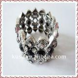 2011 fashion alloy hot sale unique design jewelry bangels&bracelets