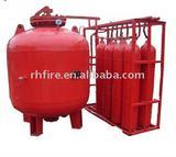 dry chemical extinguishing system