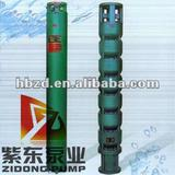 deep well stainlee steel submersible well water pump