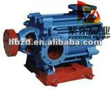 horizontal centrifugal multistage mining water supply pump