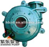 we produce durable use 12/10 thick slurry water pump