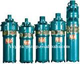 QS(R) Intelligent Protection Submersible Pump for Deep well and Borehole