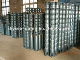 QJ(R) Cast Iron Submersible Pump for Deep Well and Borehole