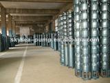 QJ(R) Deep Well and Borehole submersible pump and motor