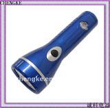 JK-808 plastic led rechargeable flashlight