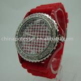 watch/Plastic watch/modern plastic watch/cheap watch