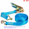 25-50MM PE Webbing Ratchet Tie Down 2.5cm*14m