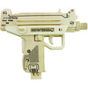 3D DIY Wooden UZI Gun Puzzle toy for Children Christmas gift