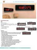 LCD multifunction clock series