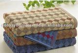 100%Cotton Yarn Dyed 70*140cm Bath Towel