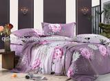 100%Cotton Reactive Printed 6pcs bedding set
