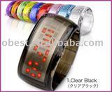 2012 fashion odm led watch