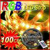 DC12V/24V SMD 5050 Flexible IP65 Waterproof RGB LED strips,RGB led tapes,RGB led ribbons