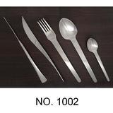 Model No.1002 Stainless Steel tableware