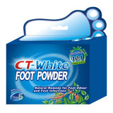 2011CT-White foot bath powder for family