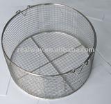 autoclave basket
