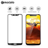 9H Anti shock 2.5d tempered glass screen protector For Nokia X7