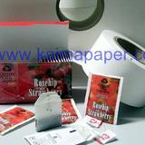 Non heatseal tea filter paper