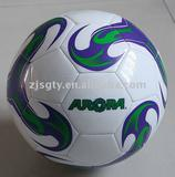 high quality promotional soccer ball