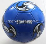 sports PVC soccer ball
