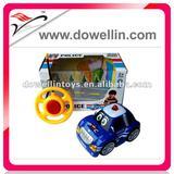 R/C Cartoon Car toys with music+light(4pcs light)