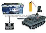 Hot sales rc tiger tank/1:16 german tiger rc tank/DWIRC0005