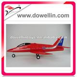 4CH RED Arrow EPO RC MODEL PLANE