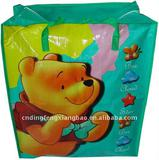 Promotional laminated pp woven bag