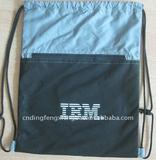 RPET drawstring promotional bag