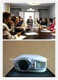 LED HDMI Projector 1080P With 2600 Lumens, Video Projector, Support 3D S550,