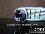 Newest Hot Sale Full HD LED Home Theater Projector With Highest Resolution 1280*800, Support 3D & Wide Screen Movie (S800)