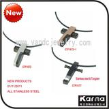 2011 New Stainless Steel Cross Pandent For Man