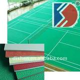 Volleyball Indoor PVC Sports Flooring