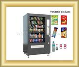 Newly designed drink and snack vending machine