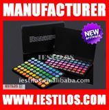 FREE SHIPPING 120 colors professional OEM eye shadow palettes eyeshadow palettes