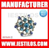 Lion rings ring watch owl ring wholesale