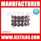 2012 lastest design diamond ring free beaded ring patterns rubber o ring