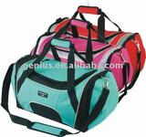 Hot!600D/PVC Sports Traveling Duffel Bag