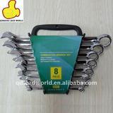 6mm-75mm Chrome Vanadiume Combination Wrench