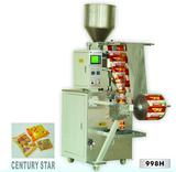 large back sealling automatic cookies packing machine